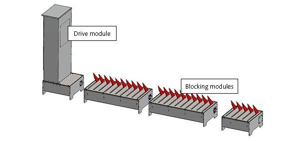 tyre killer shark modules
